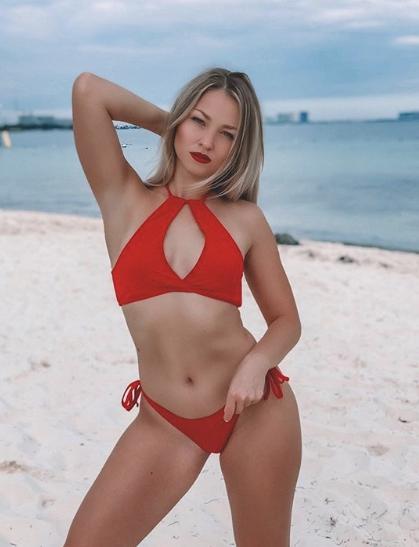 hot slavic girl
